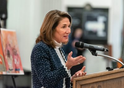 Lt. Governor Karyn Polito